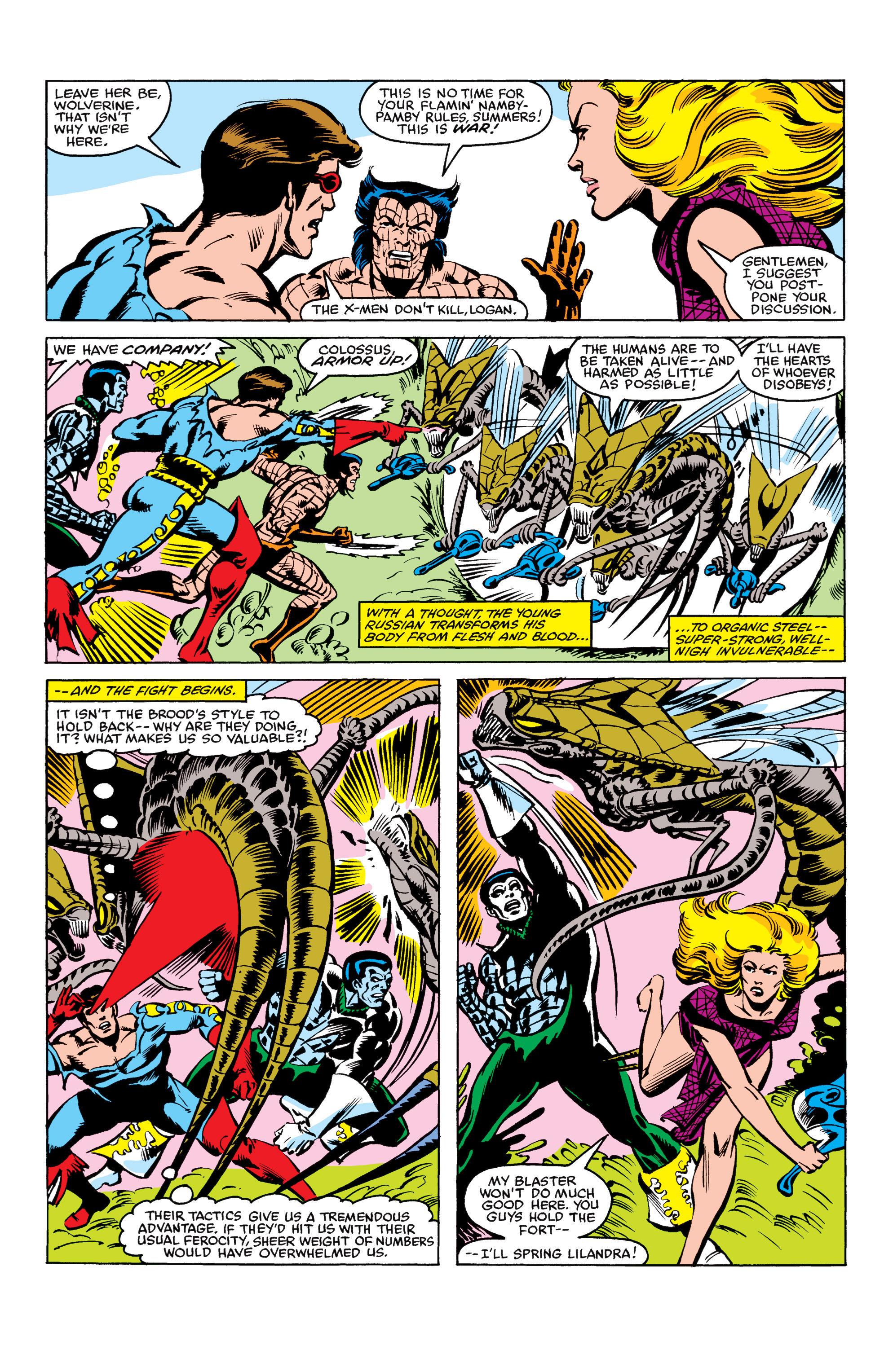 Read online Uncanny X-Men (1963) comic -  Issue #163 - 15
