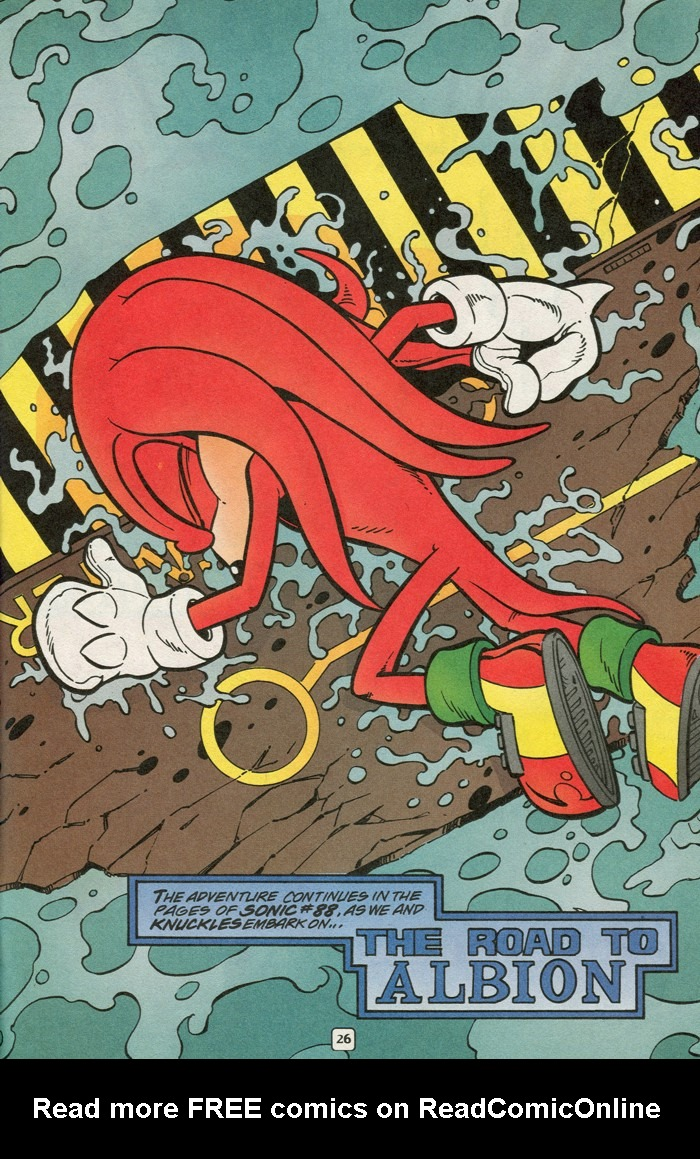 Read online Sonic Super Special comic -  Issue #14 - best of times - 39