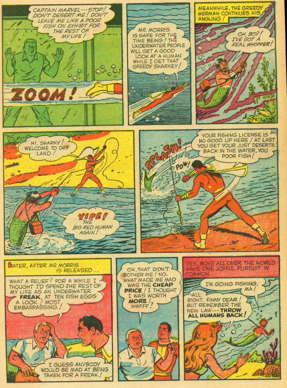 Captain Marvel Adventures issue 131 - Page 23