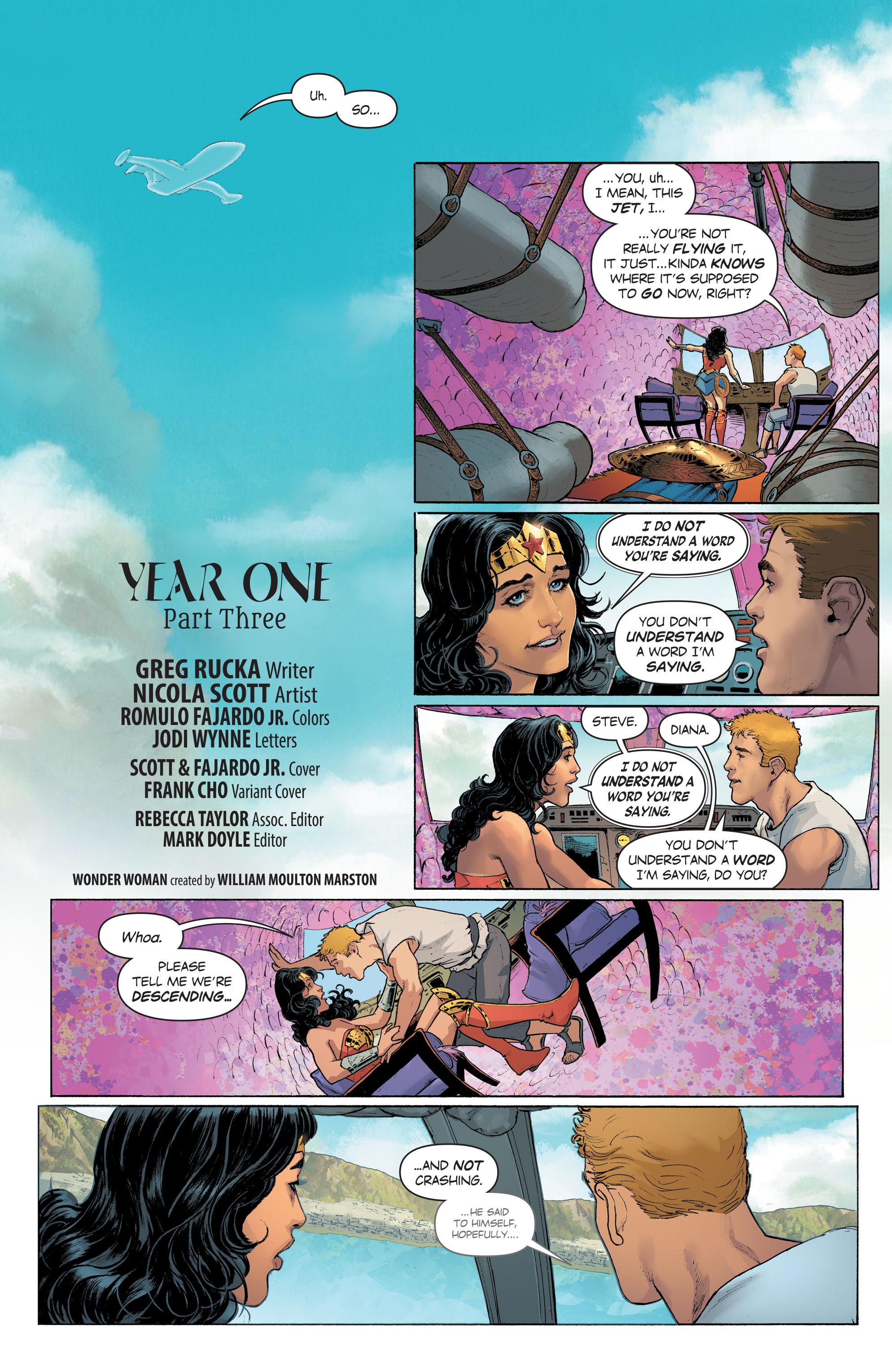 Read online Wonder Woman (2016) comic -  Issue #6 - 4