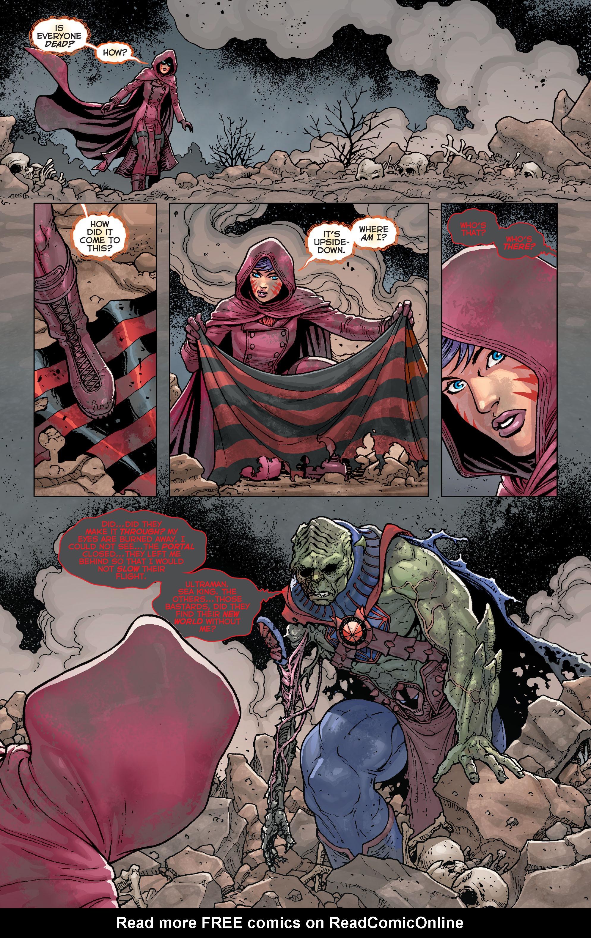 Read online Trinity of Sin: Pandora comic -  Issue #4 - 4