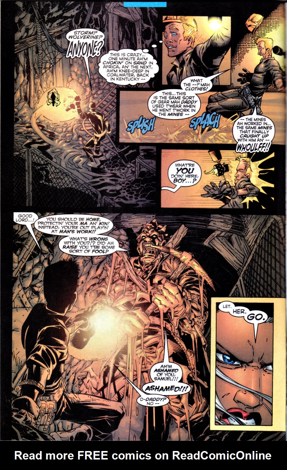 X-Men (1991) 77 Page 10