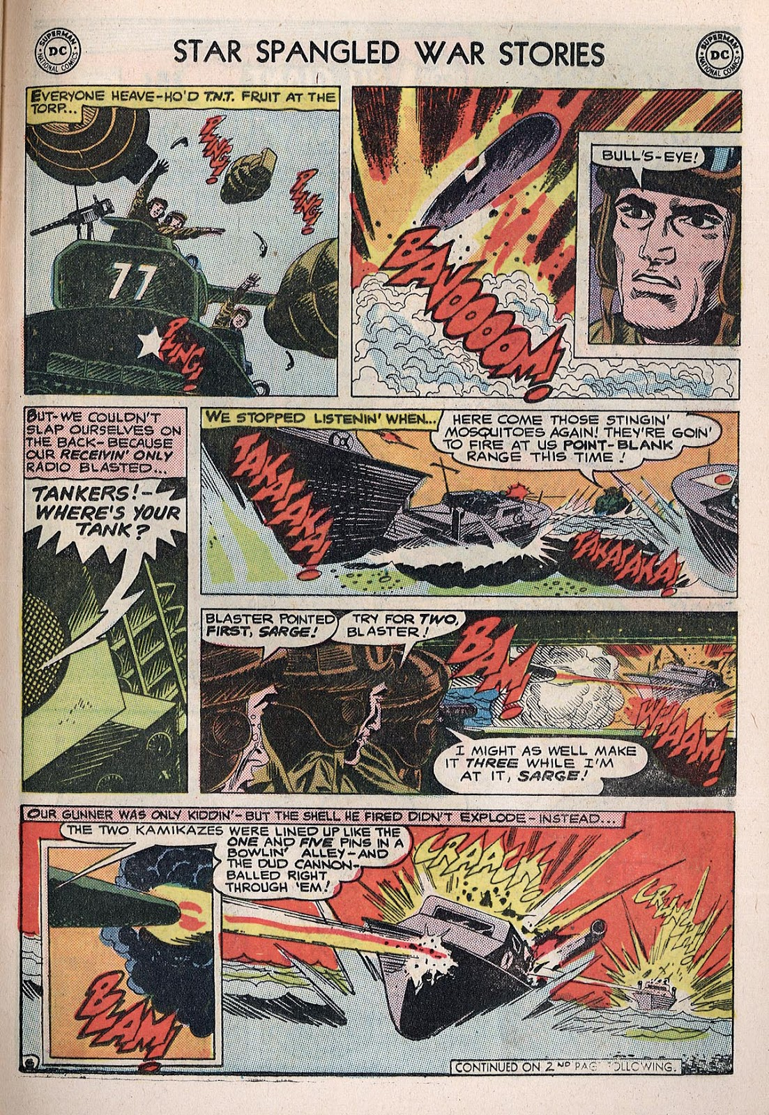 Star Spangled War Stories (1952) issue 122 - Page 29