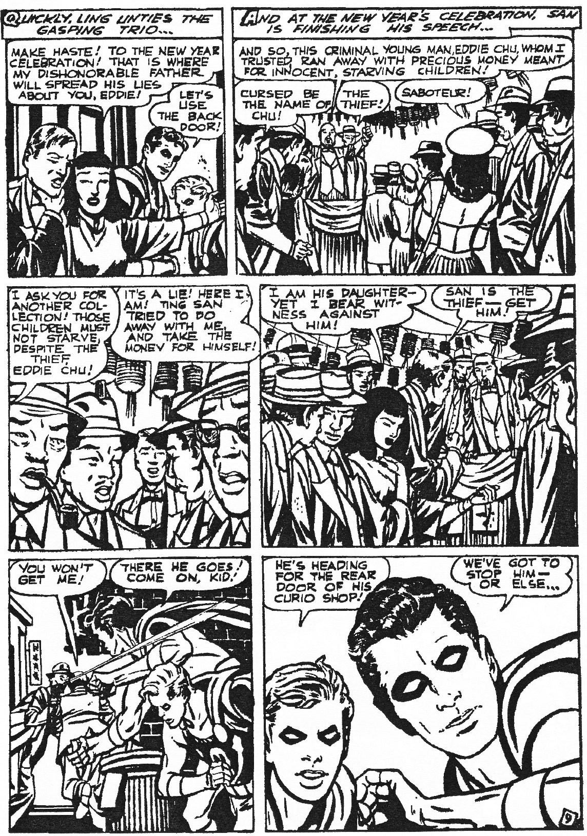Read online Men of Mystery Comics comic -  Issue #84 - 23