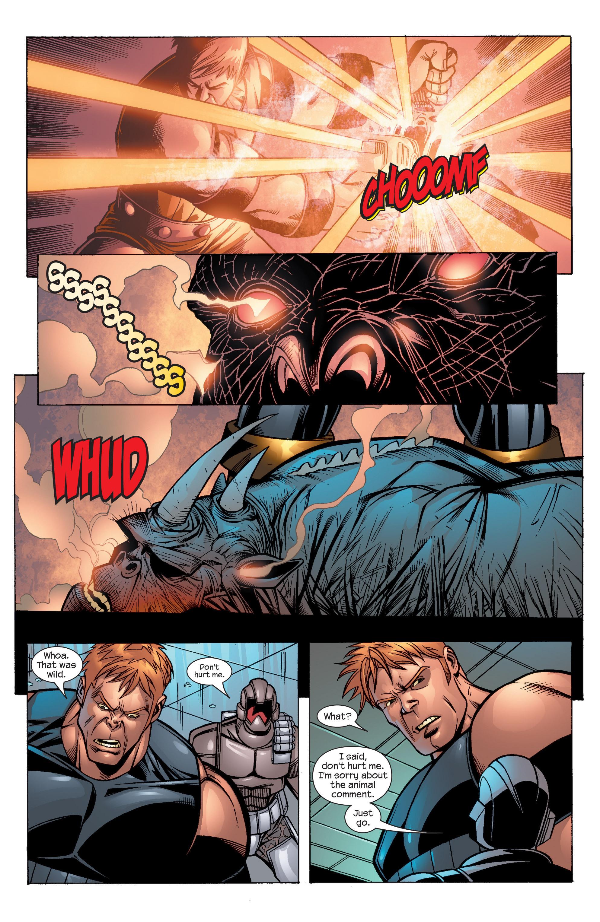 Read online Uncanny X-Men (1963) comic -  Issue #435 - 17