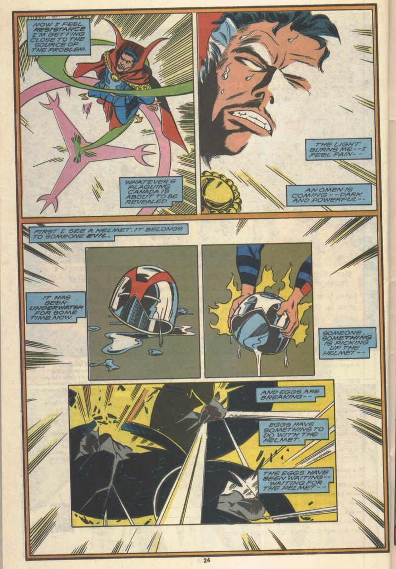 Read online Alpha Flight (1983) comic -  Issue #78 - 20