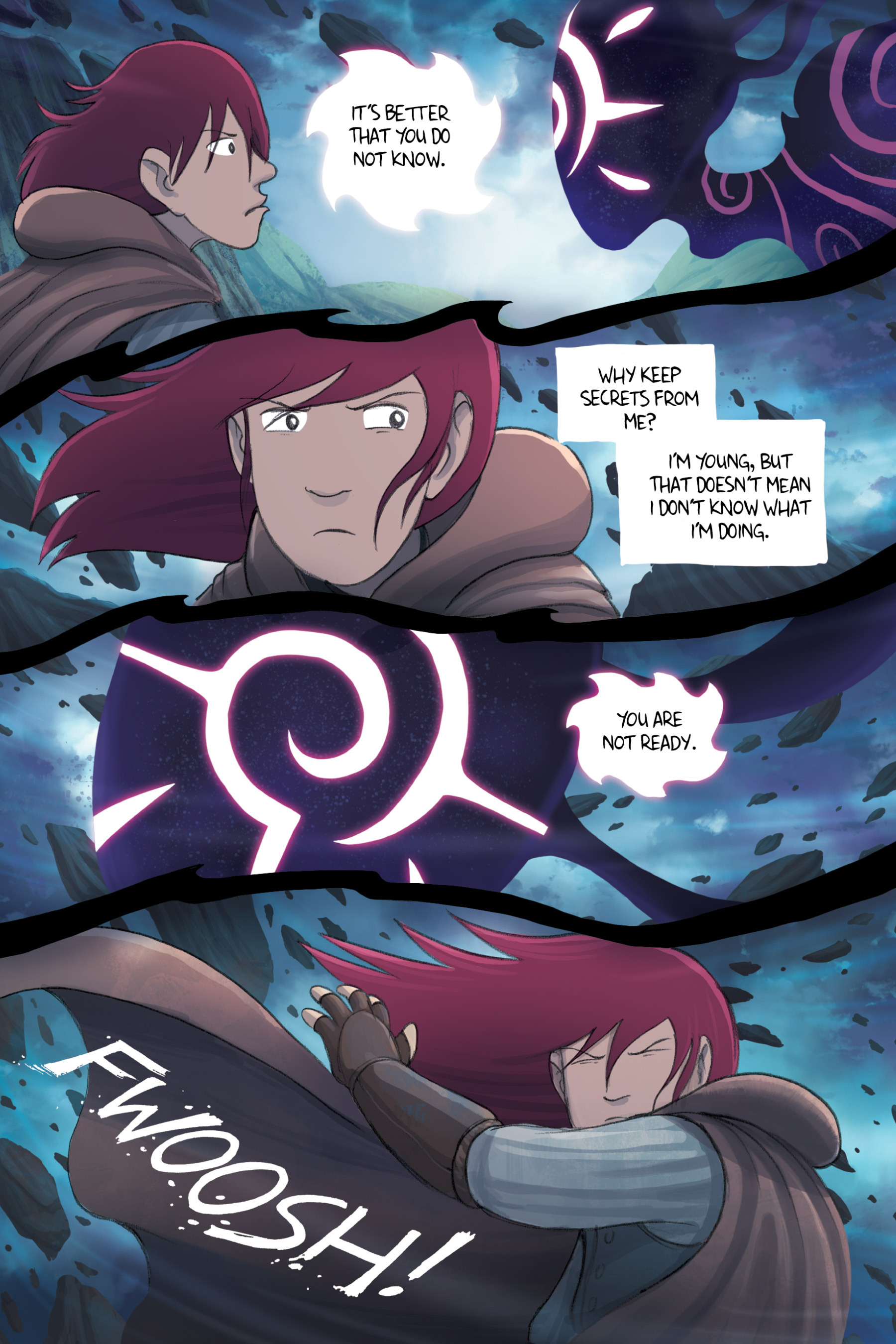 Read online Amulet comic -  Issue #4 - 12