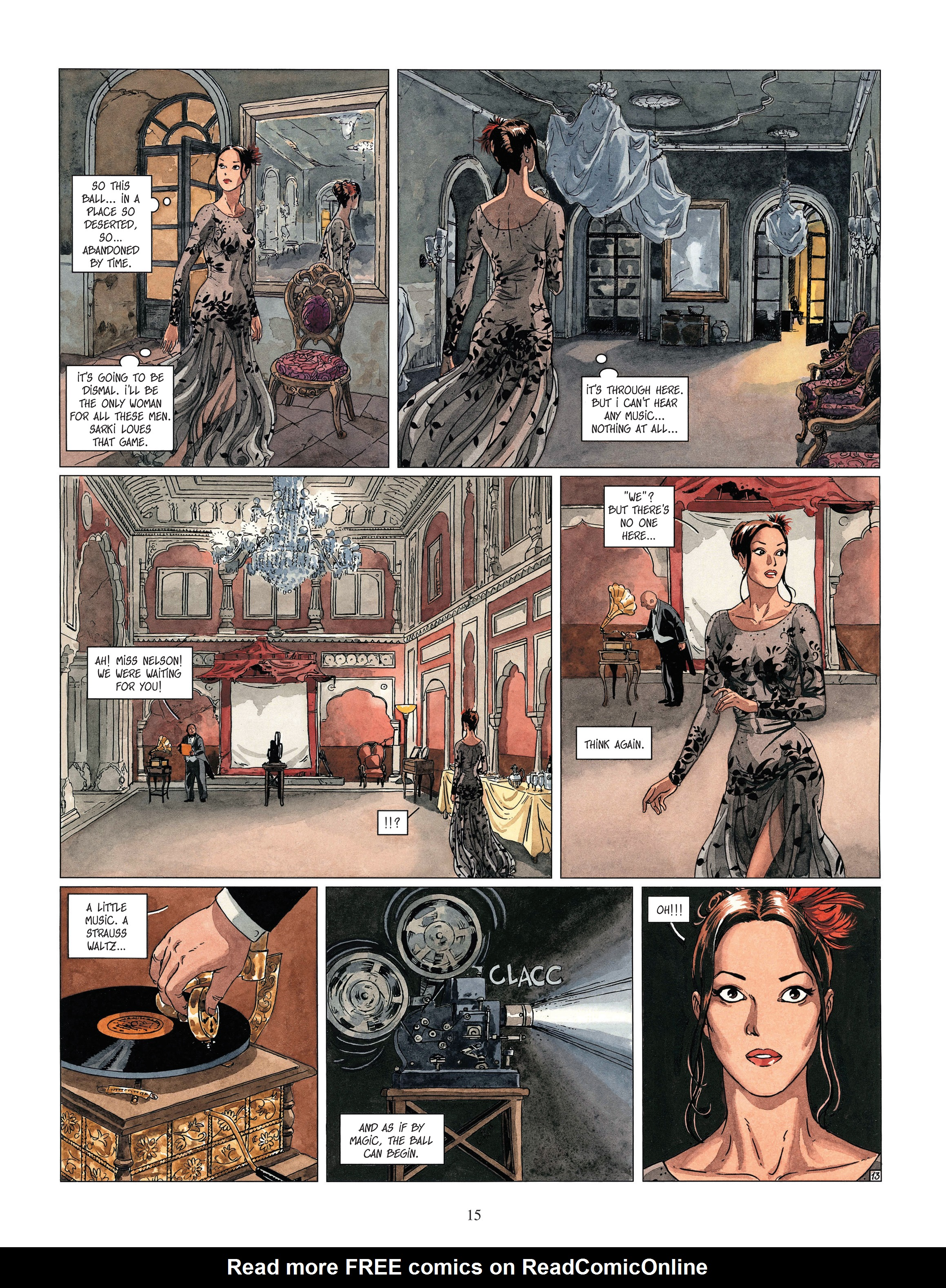 Read online Djinn comic -  Issue #13 - 16