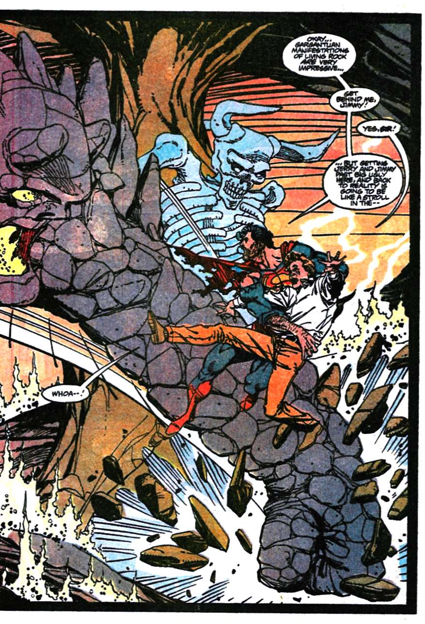 Read online Adventures of Superman (1987) comic -  Issue #470 - 4