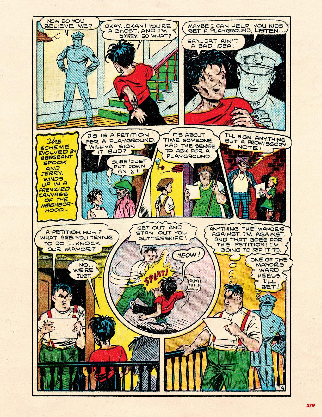 Read online Super Weird Heroes comic -  Issue # TPB 1 (Part 3) - 79