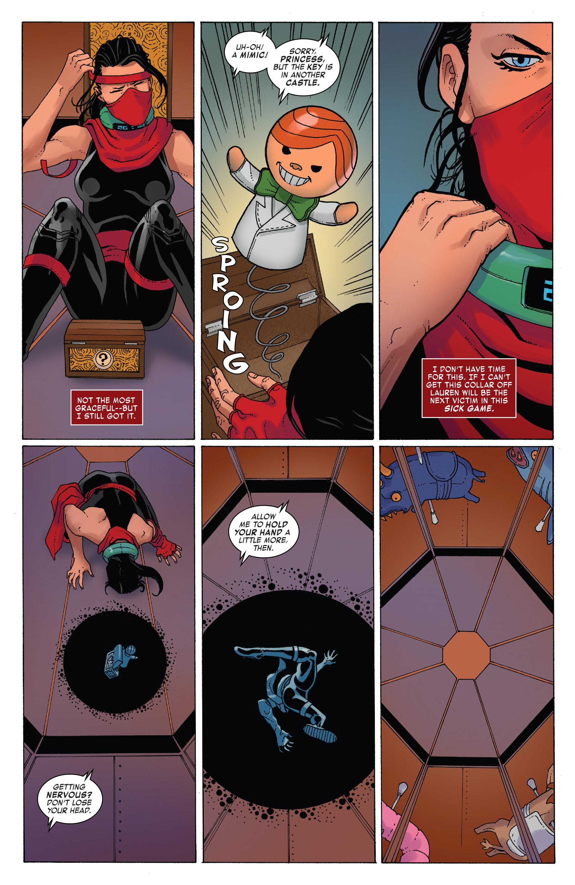 Read online Elektra (2017) comic -  Issue #4 - 11