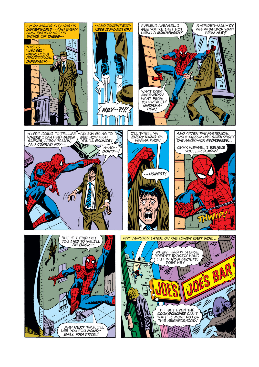 The Amazing Spider-Man (1963) 155 Page 6