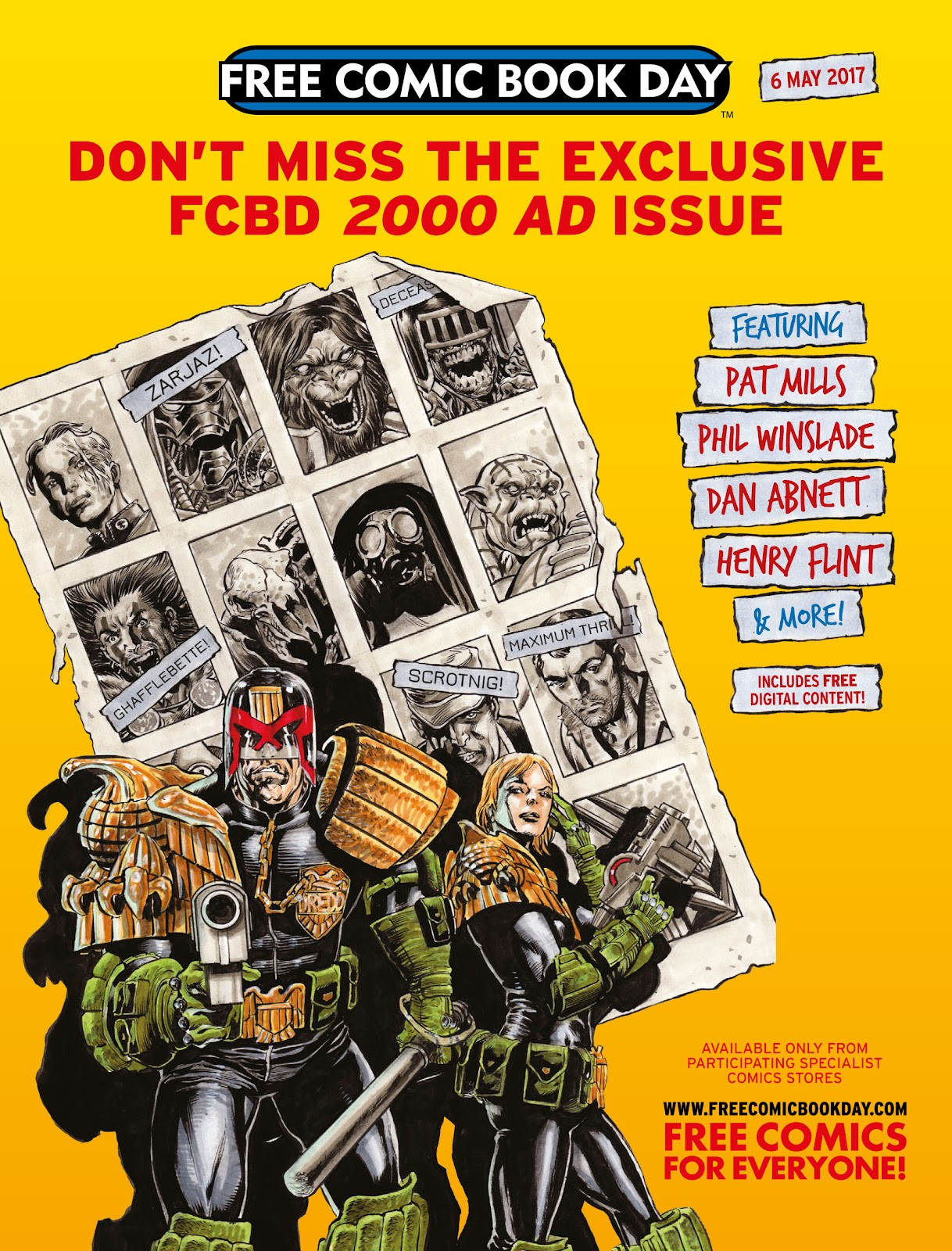 Read online 2000 AD comic -  Issue #2029 - 31