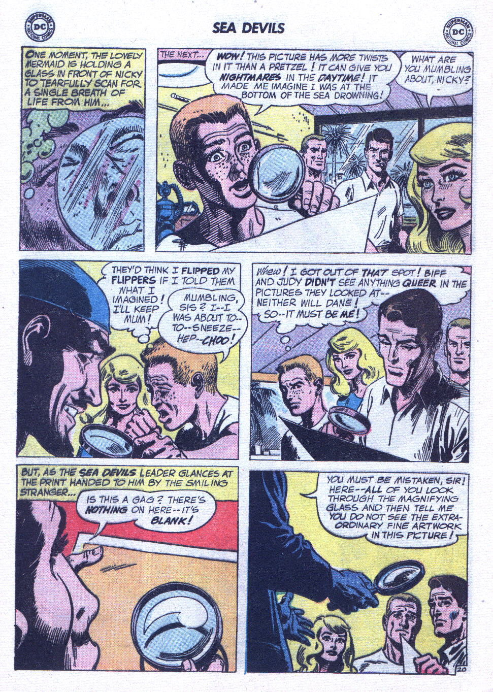 Read online Sea Devils comic -  Issue #6 - 29