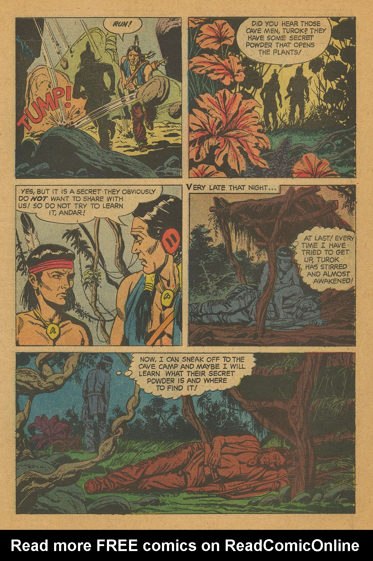 Read online Turok, Son of Stone comic -  Issue #26 - 7