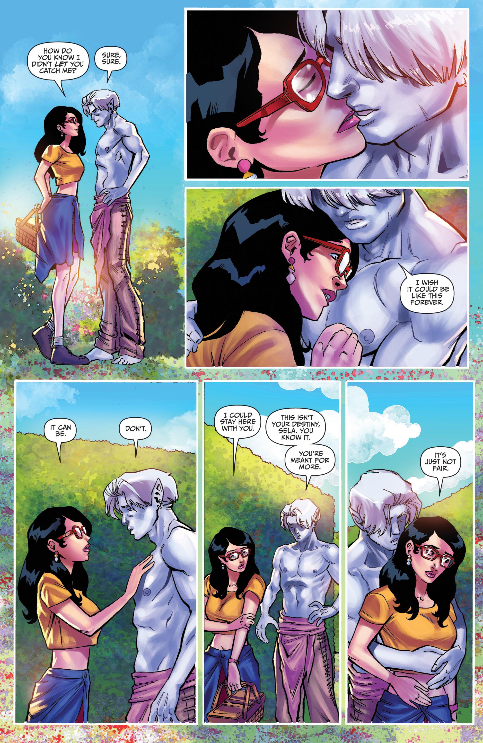 Read online Snow White vs. Snow White comic -  Issue #2 - 4