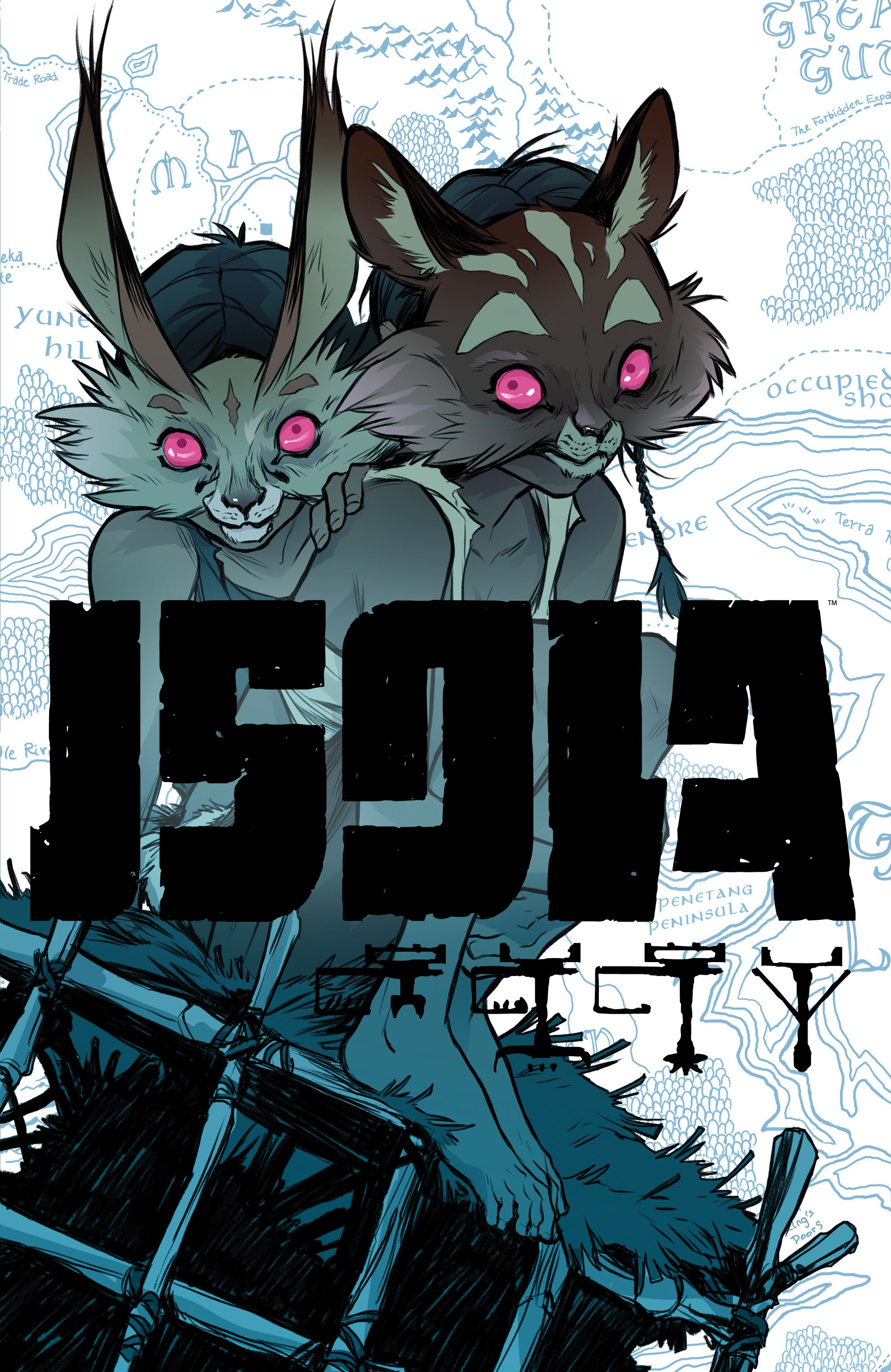 Isola 9 Page 1