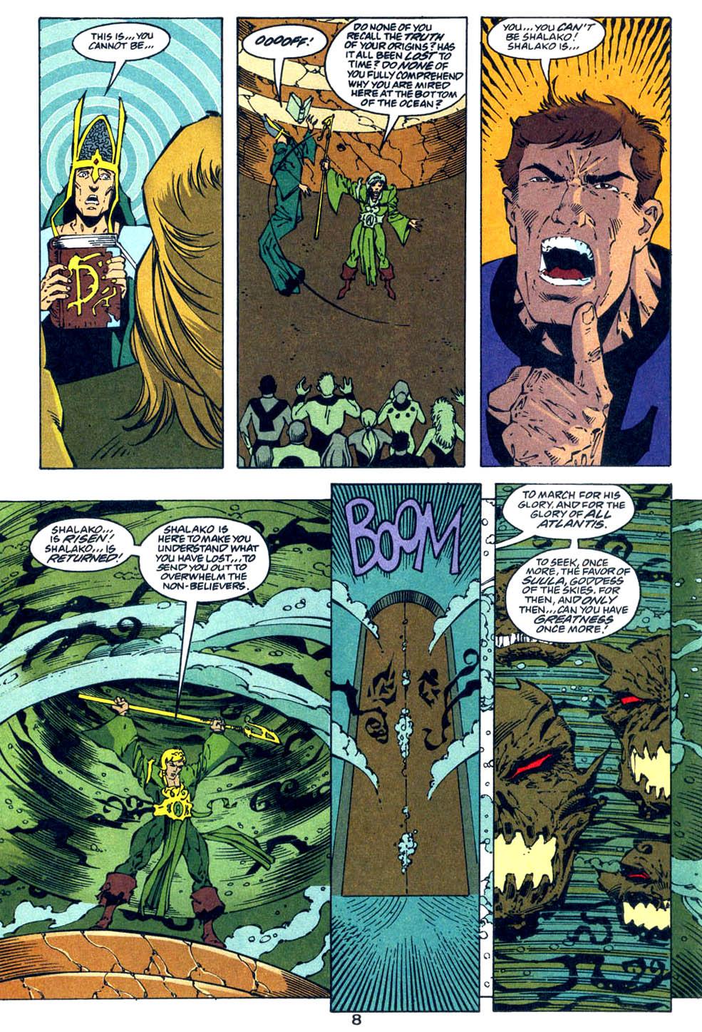 Read online Aquaman (1994) comic -  Issue #Aquaman (1994) _Annual 4 - 9