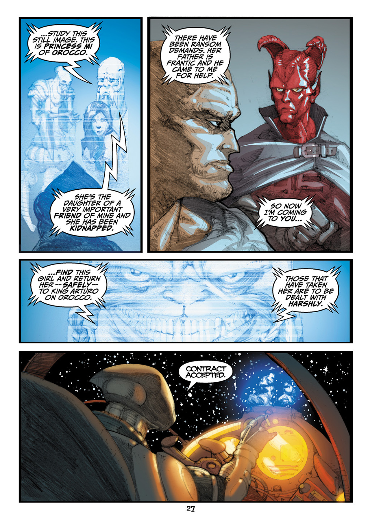 Read online Star Wars Omnibus comic -  Issue # Vol. 33 - 109