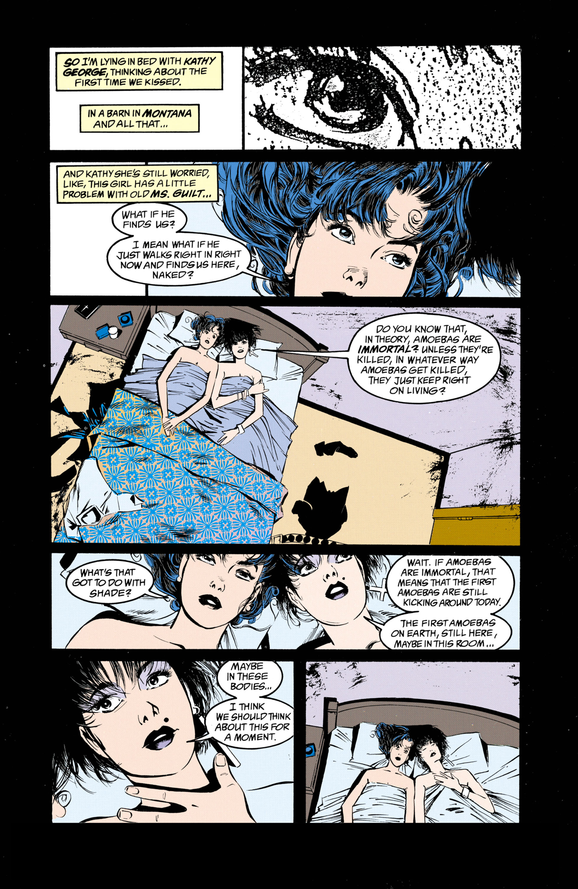 Read online Shade, the Changing Man comic -  Issue #26 - 2
