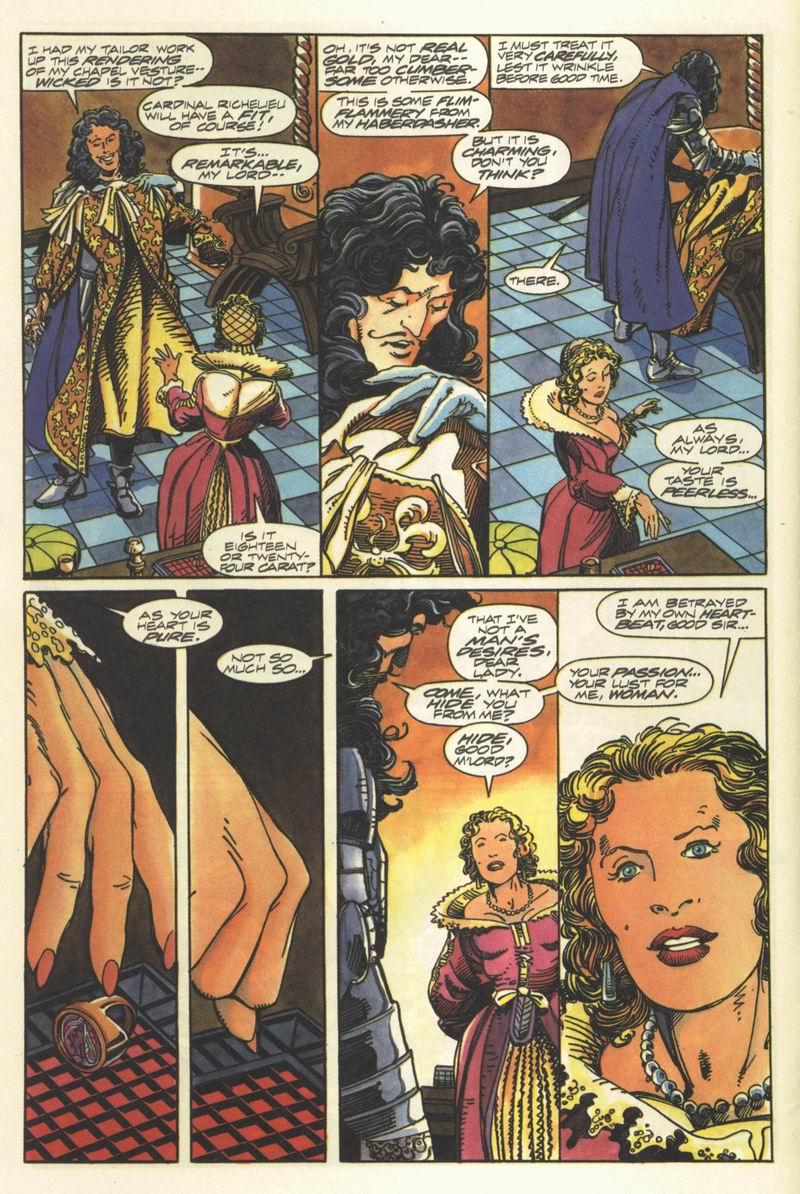 Read online Eternal Warrior (1992) comic -  Issue #8 - 7