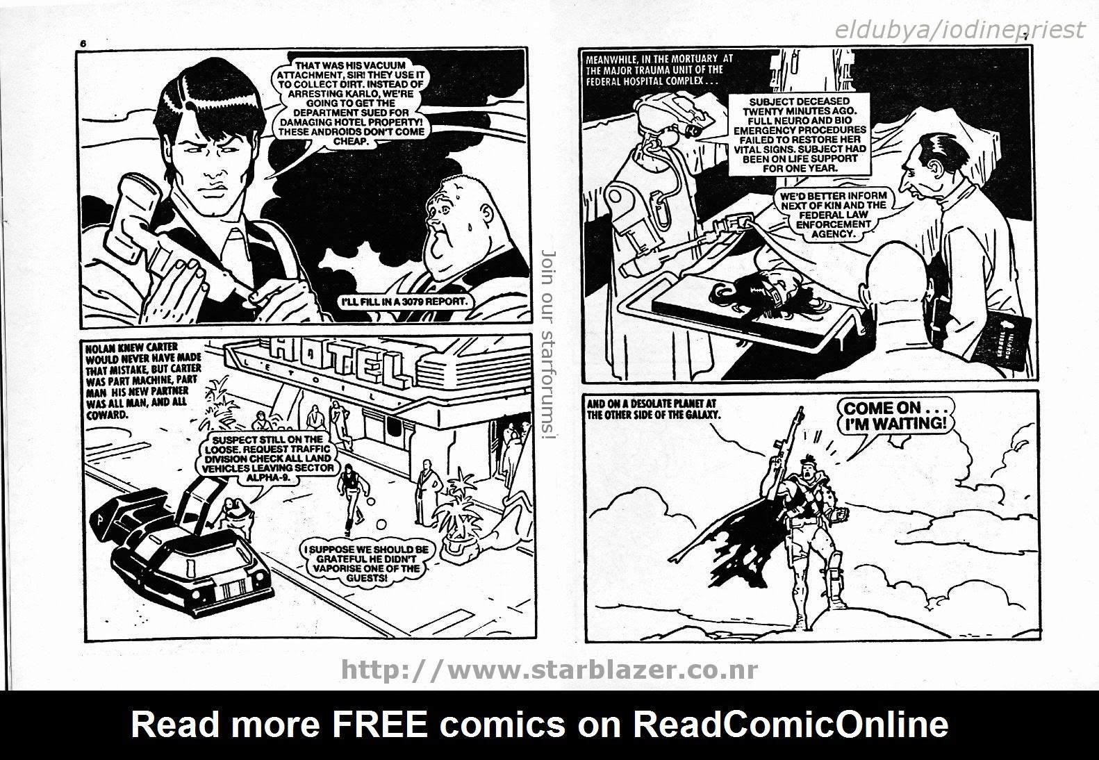 Starblazer issue 272 - Page 5