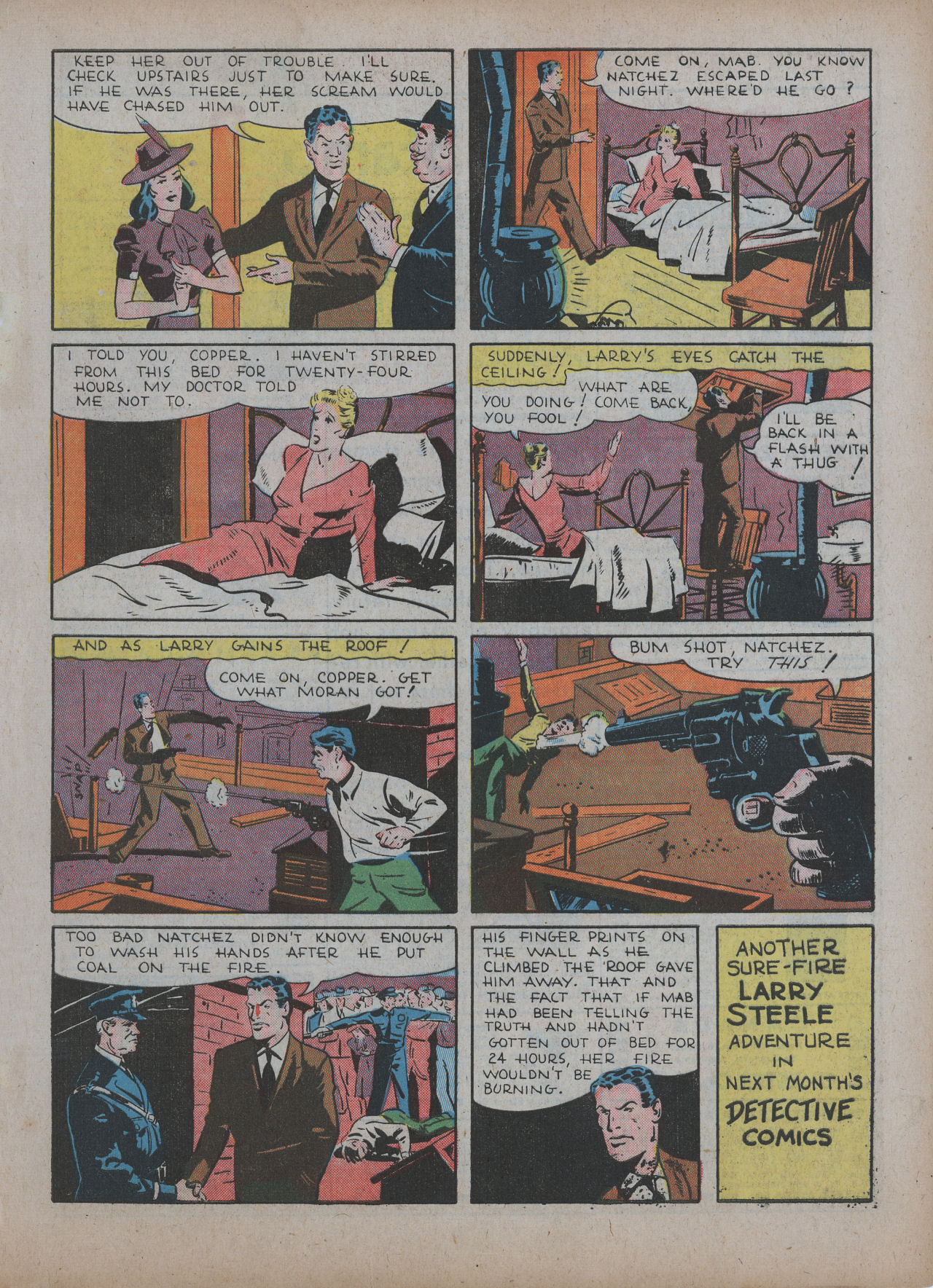 Read online Detective Comics (1937) comic -  Issue #48 - 29