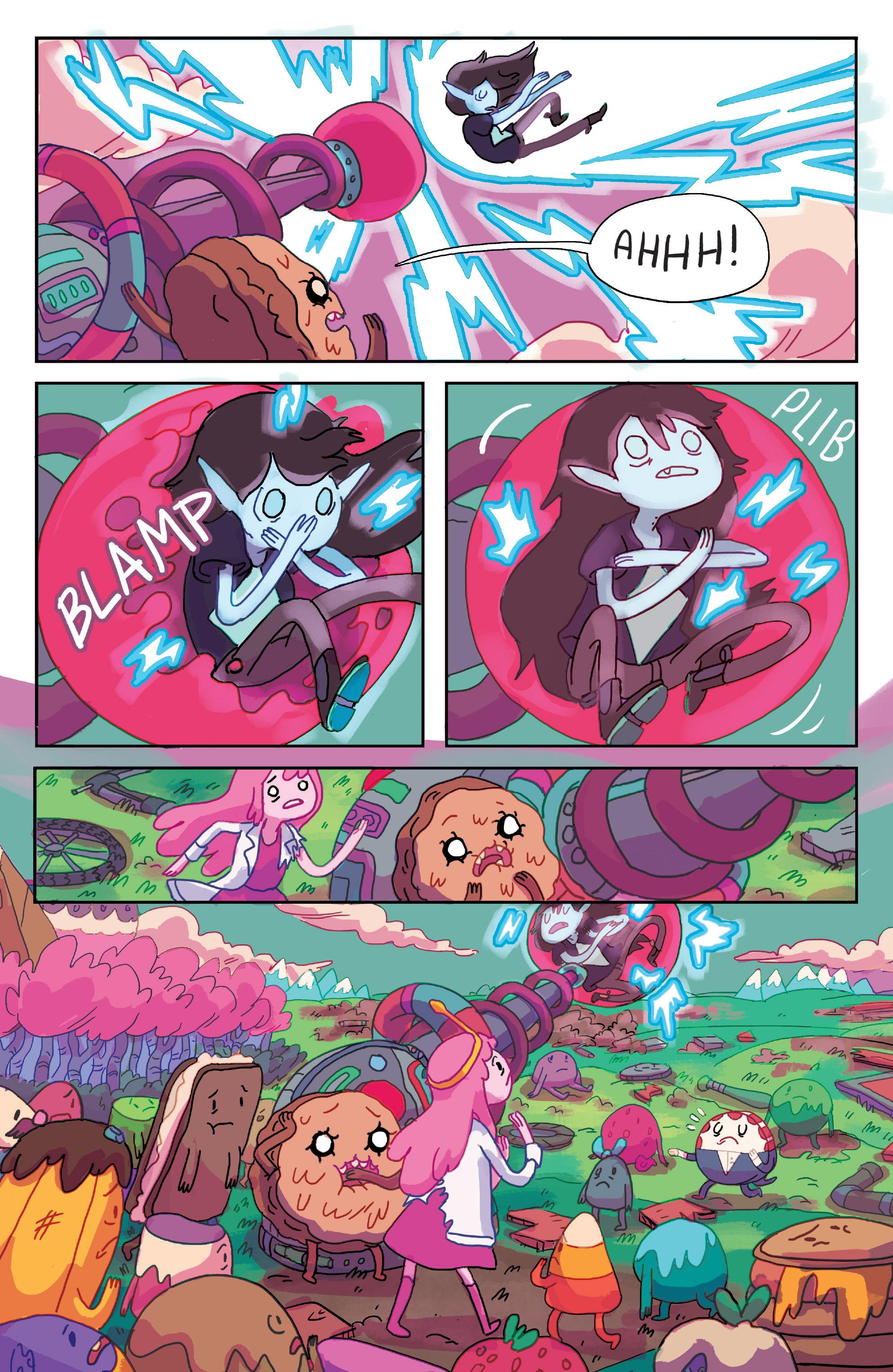 Read online Adventure Time: Marceline Gone Adrift comic -  Issue #1 - 17