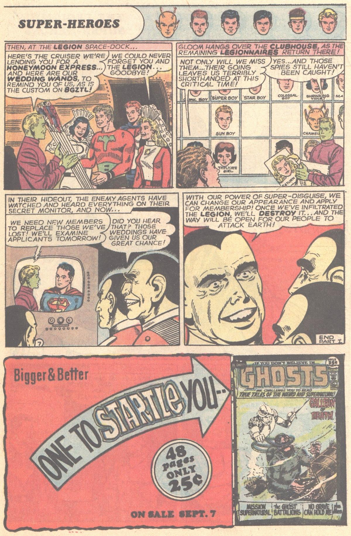 Read online Adventure Comics (1938) comic -  Issue #411 - 31