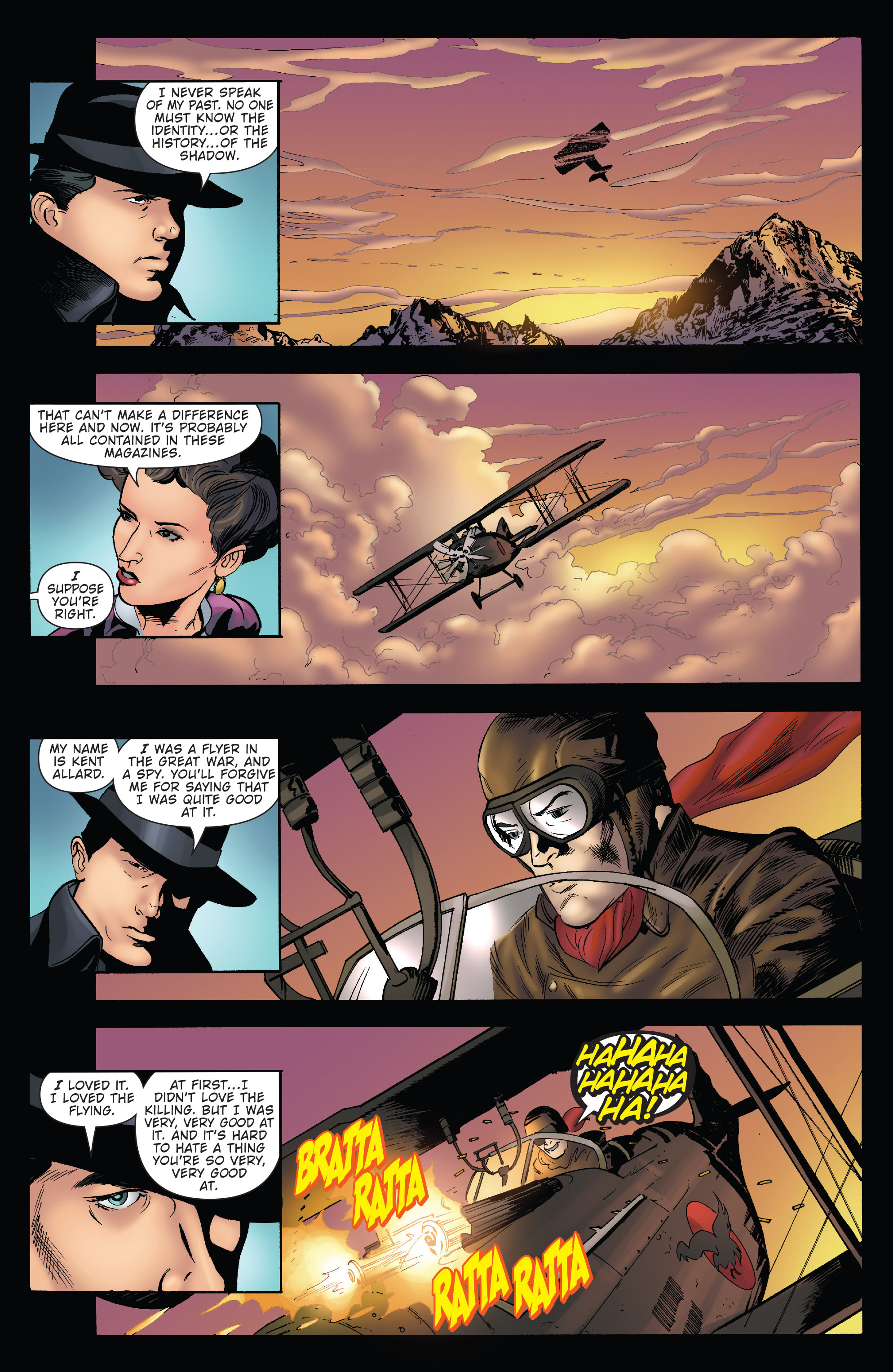 Read online Twilight Zone The Shadow comic -  Issue #2 - 14