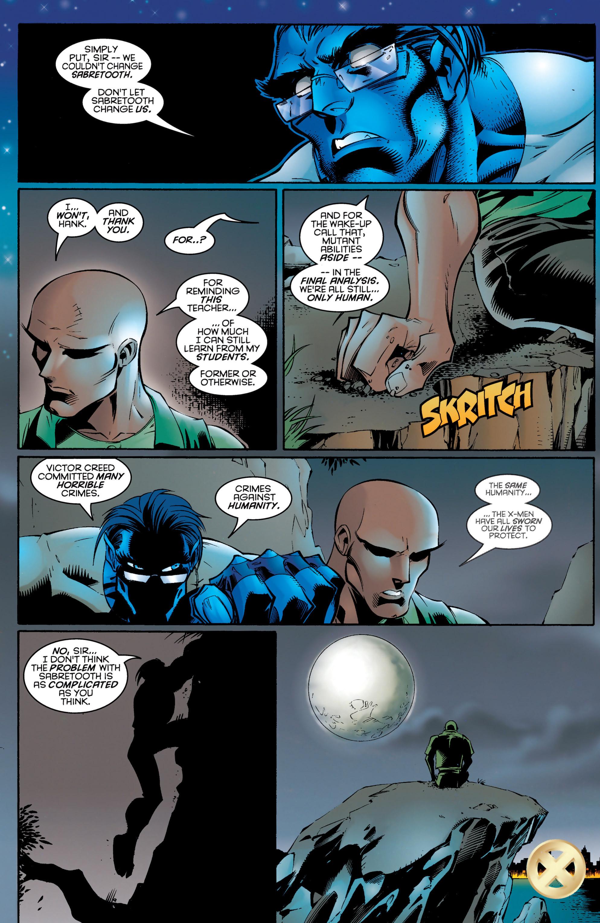 Read online Uncanny X-Men (1963) comic -  Issue #326 - 22