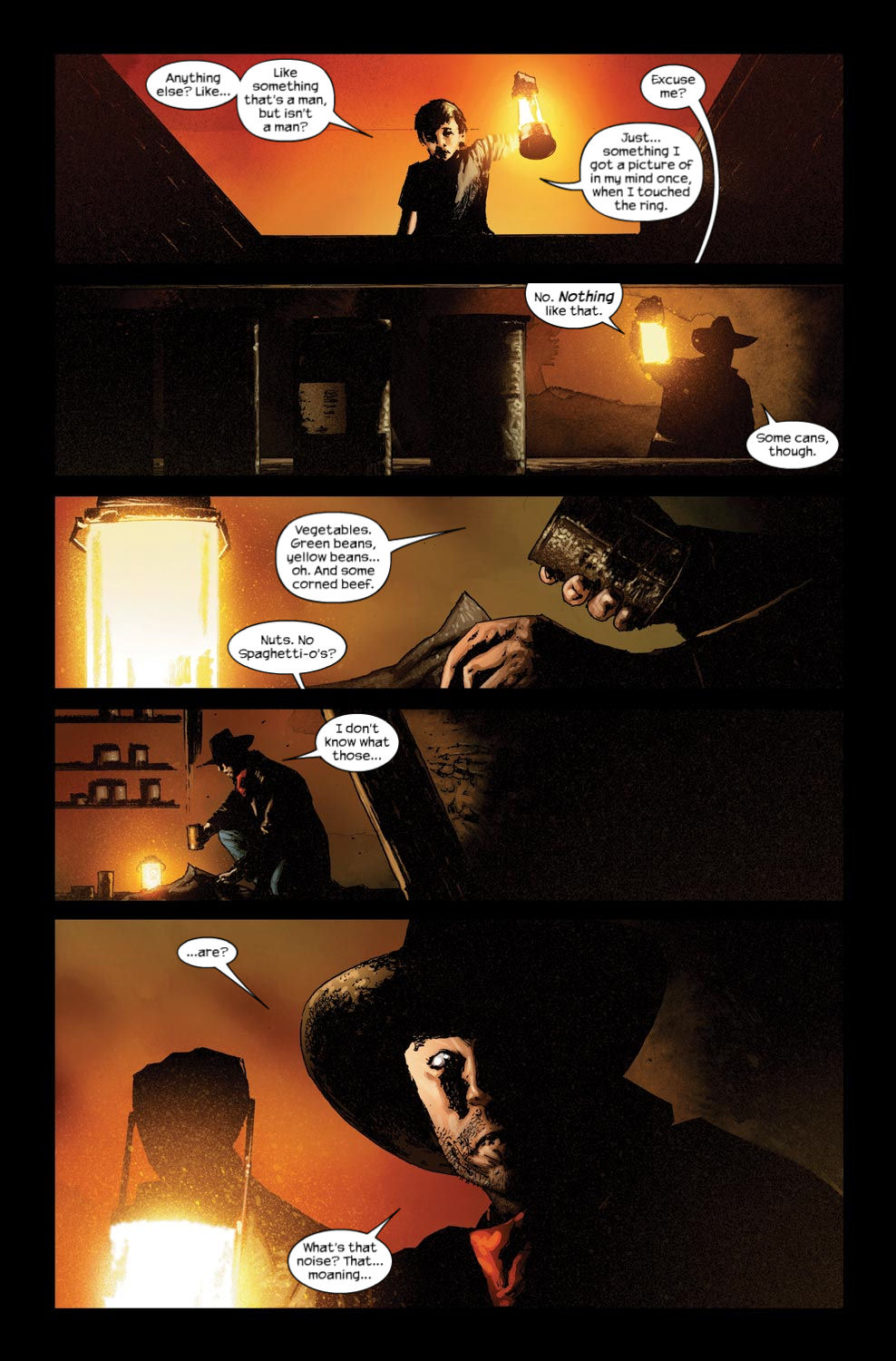 Read online Dark Tower: The Gunslinger - The Way Station comic -  Issue #3 - 14