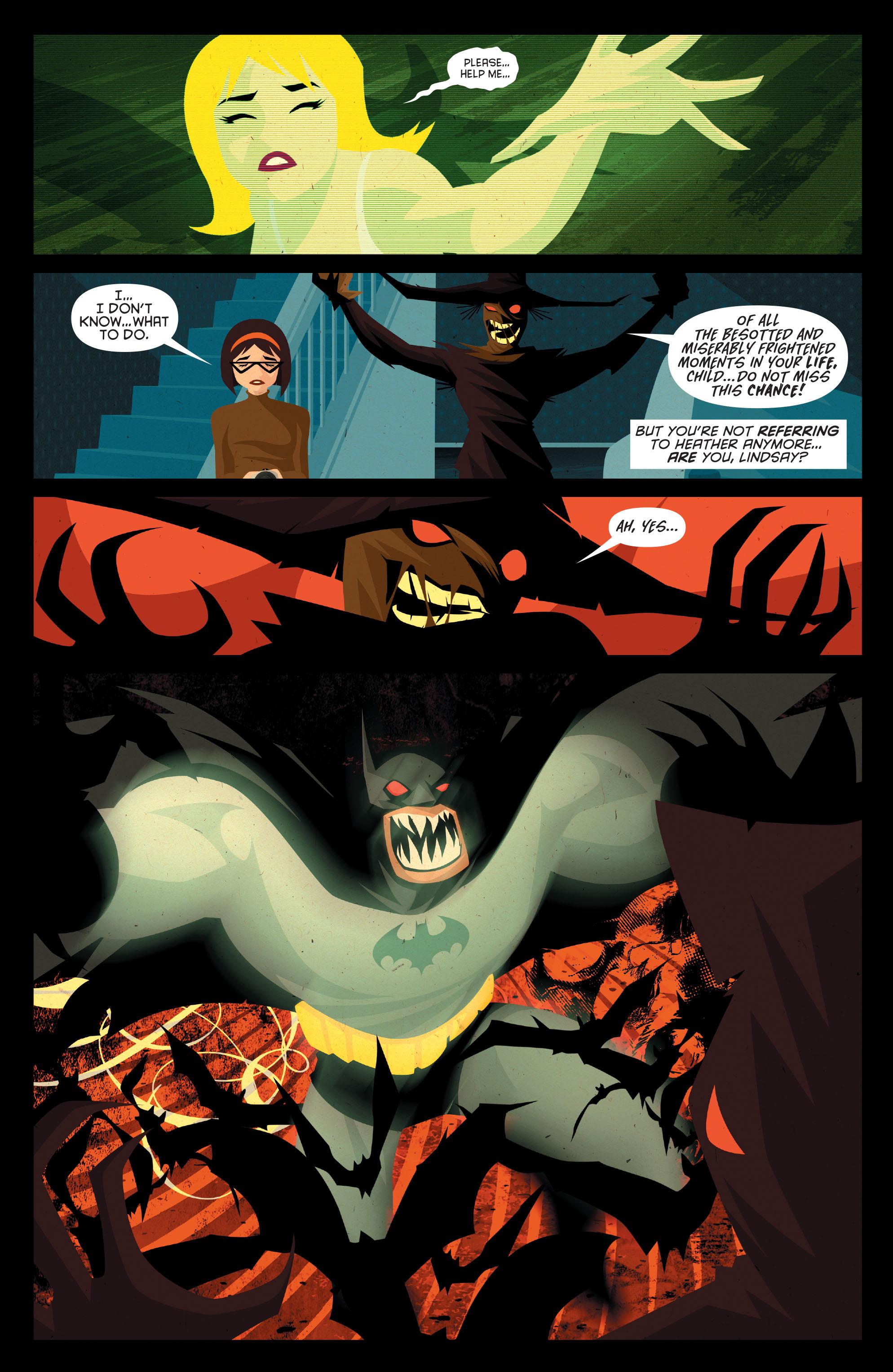Read online Joker's Asylum: Scarecrow comic -  Issue # Full - 20