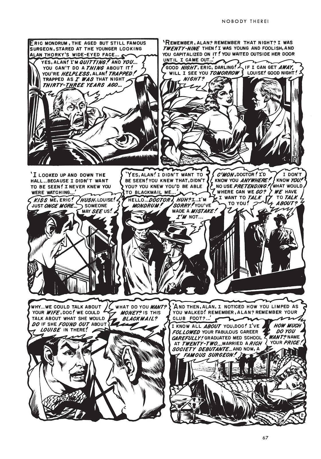 Read online Sucker Bait and Other Stories comic -  Issue # TPB (Part 1) - 82