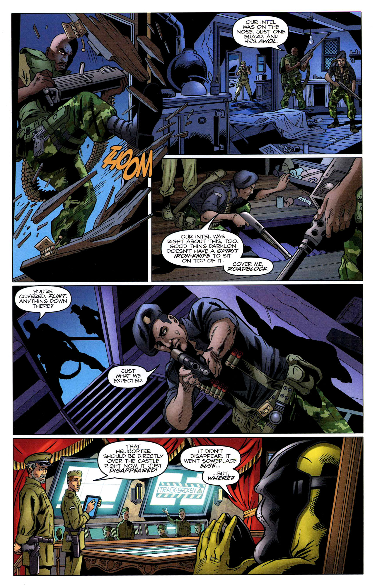 G.I. Joe: A Real American Hero 171 Page 7