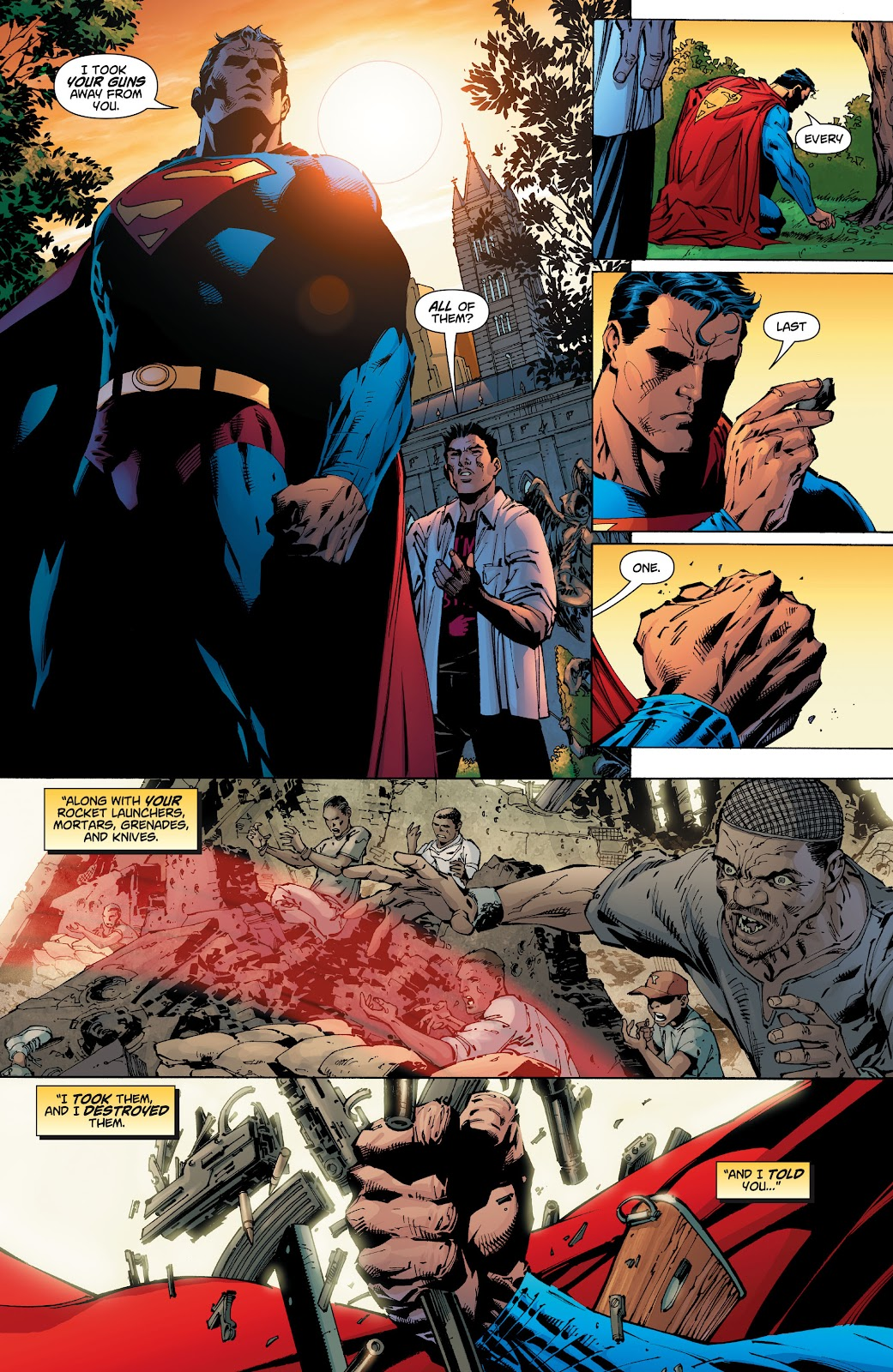 Read online Superman: For Tomorrow comic -  Issue # TPB (Part 1) - 50