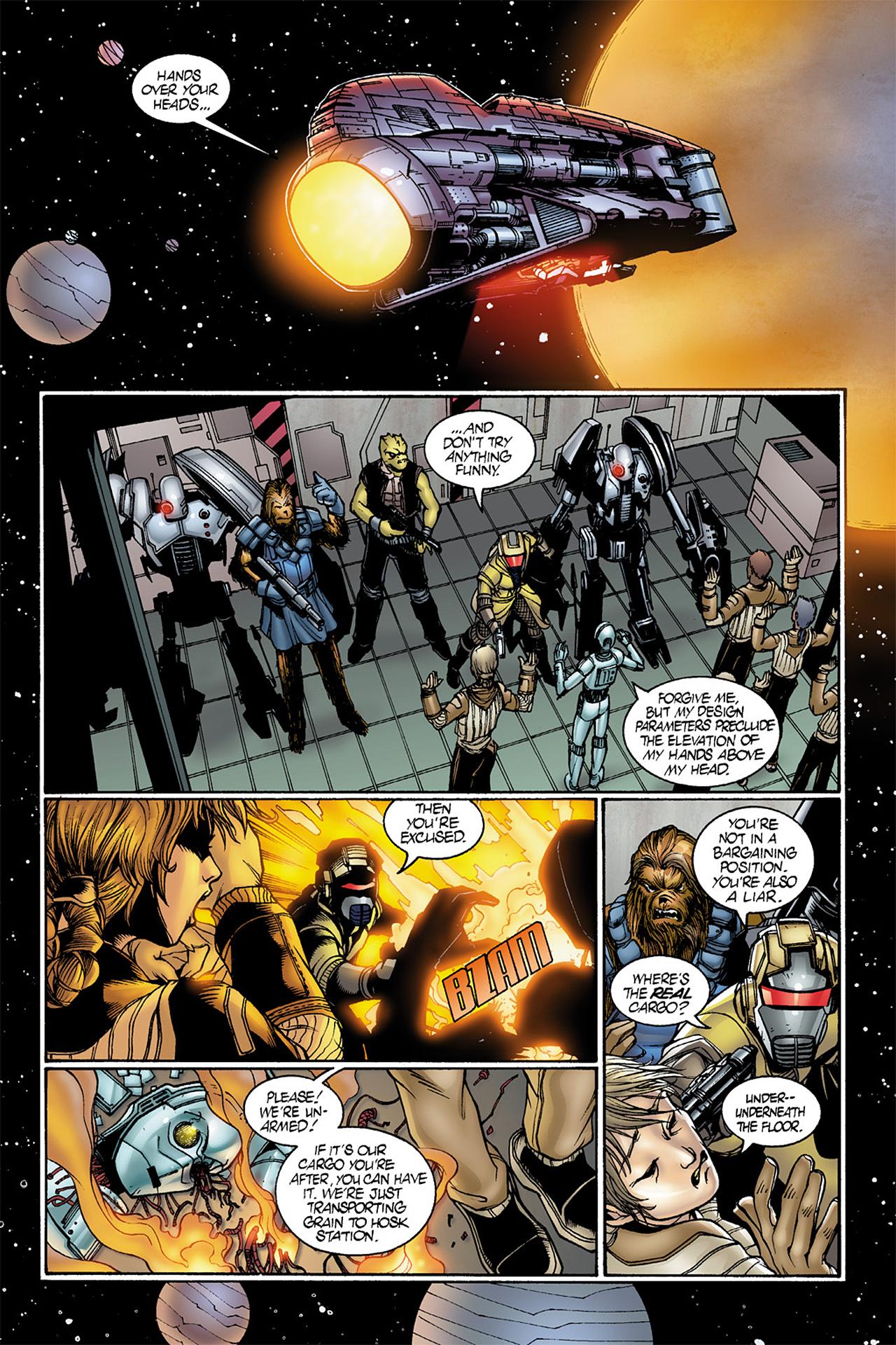 Read online Star Wars Omnibus comic -  Issue # Vol. 10 - 127
