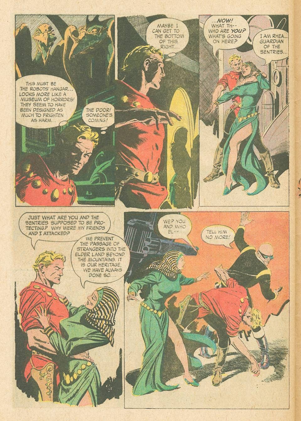 Flash Gordon (1966) issue 4 - Page 28