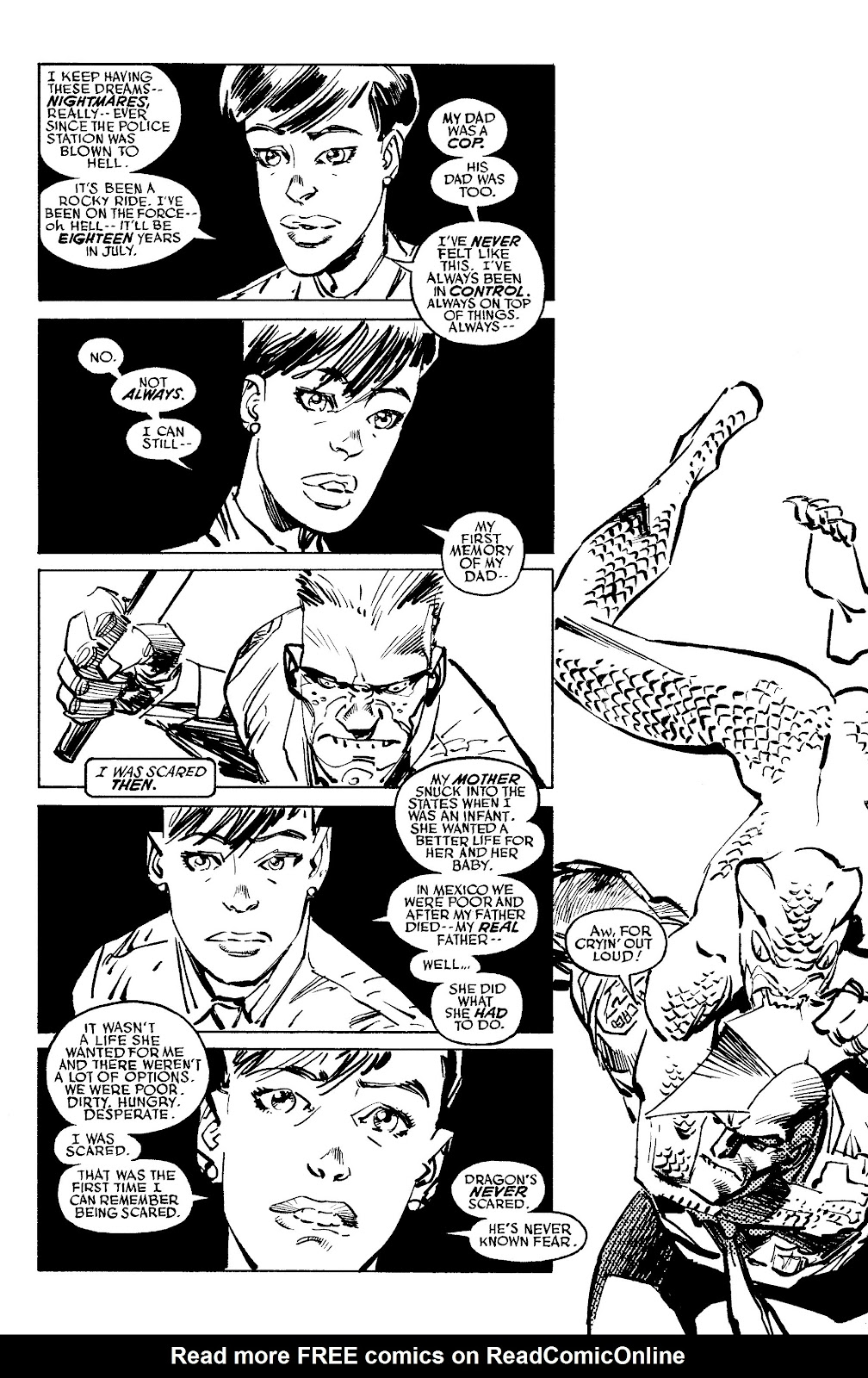 Read online Savage Dragon Archives comic -  Issue # TPB 6 (Part 4) - 96
