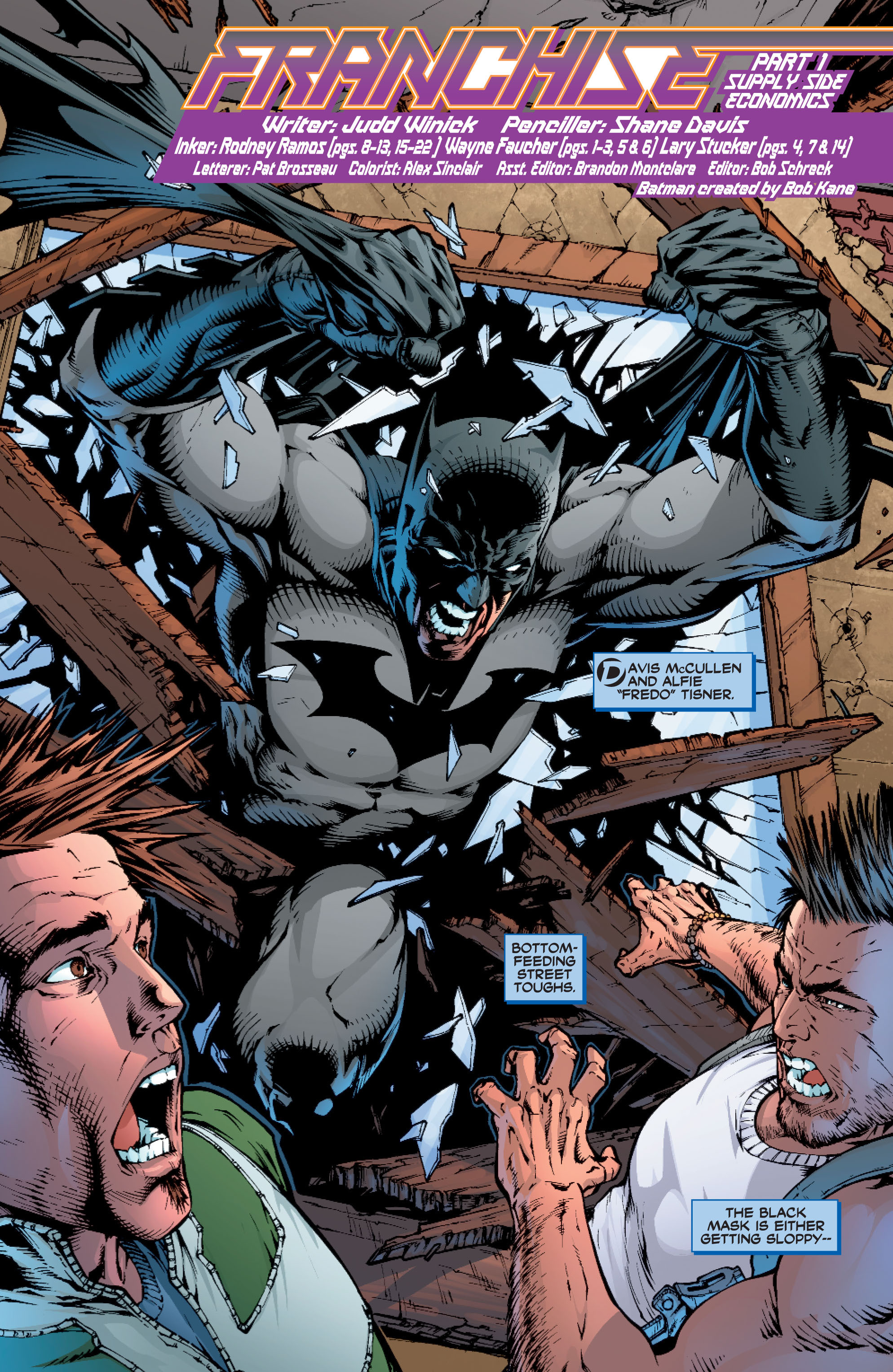 Read online Batman: Under The Red Hood comic -  Issue # Full - 202