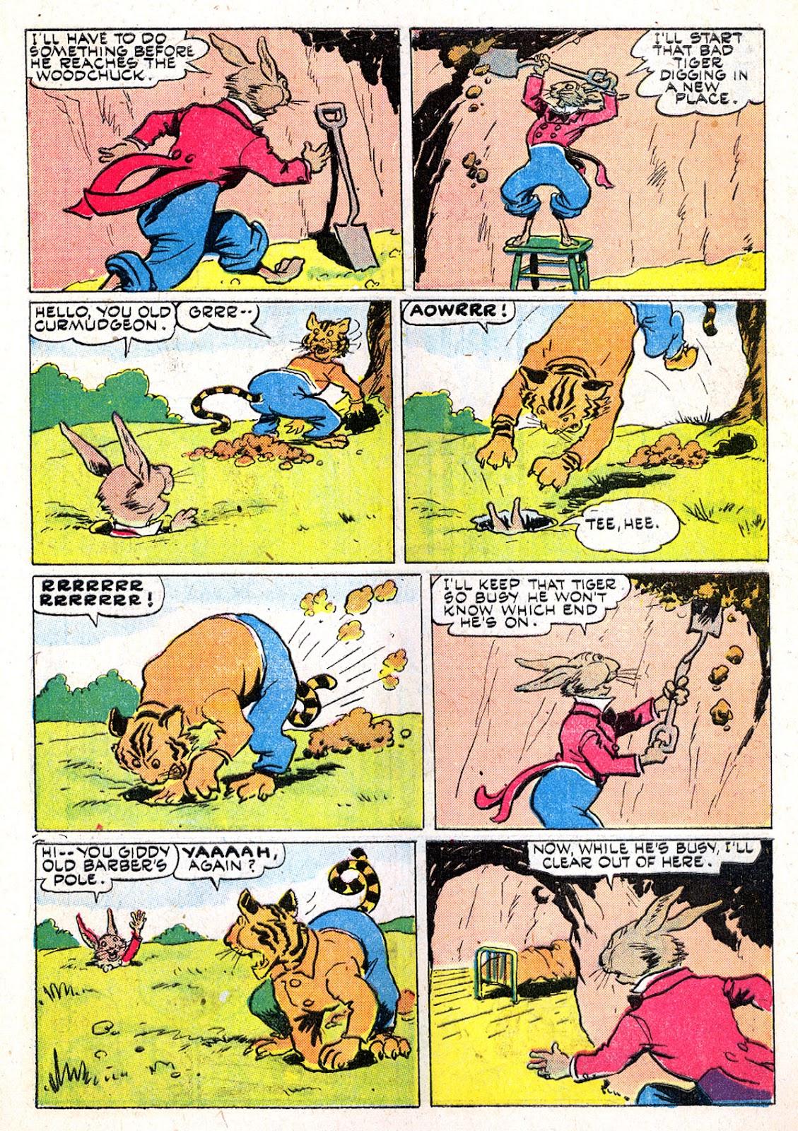 Read online Animal Comics comic -  Issue #29 - 45
