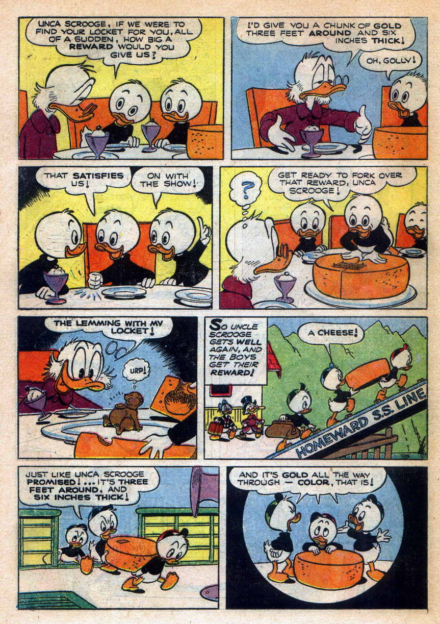 Read online Uncle Scrooge (1953) comic -  Issue #9 - 24