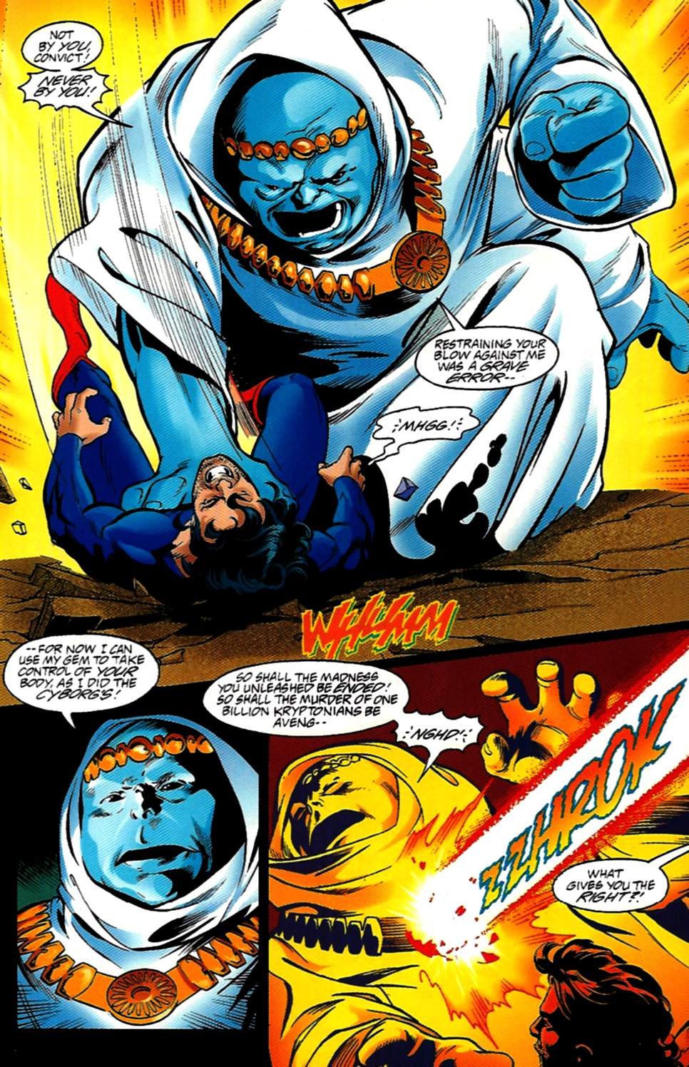 Read online Adventures of Superman (1987) comic -  Issue #531 - 13