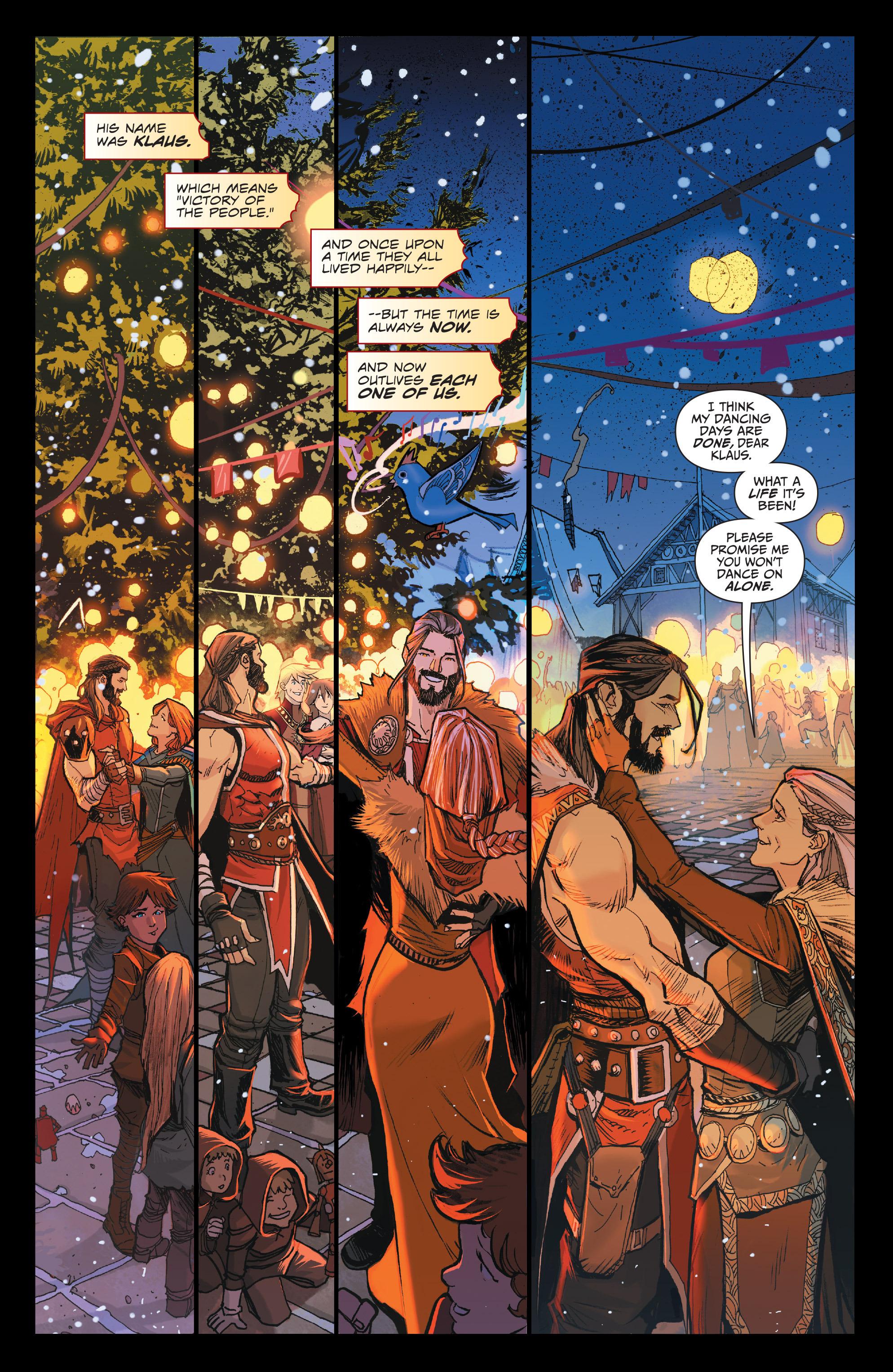 Read online Klaus comic -  Issue #7 - 30