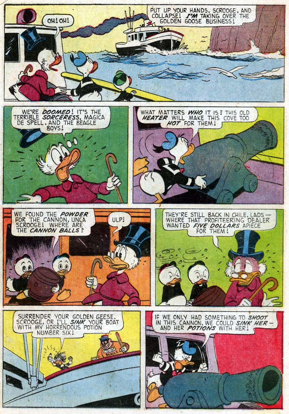 Read online Uncle Scrooge (1953) comic -  Issue #45 - 20