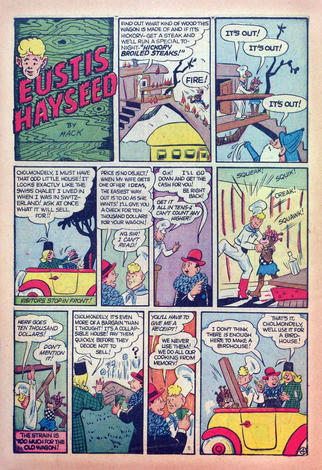 Read online Joker Comics comic -  Issue #9 - 56