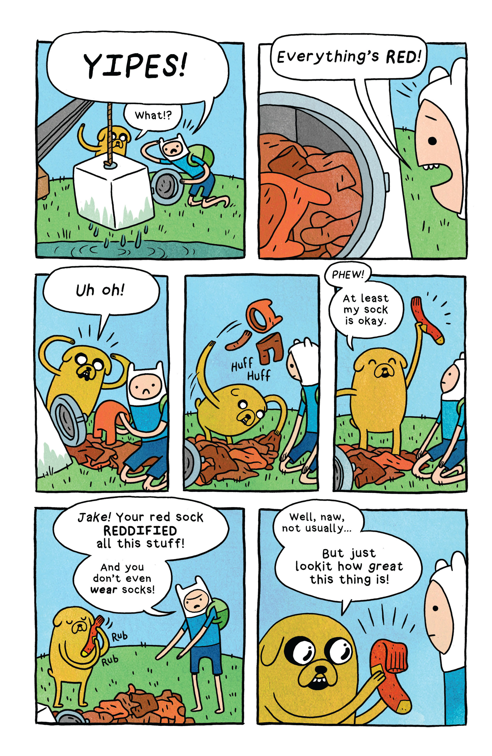 Read online Adventure Time comic -  Issue #2 - 22