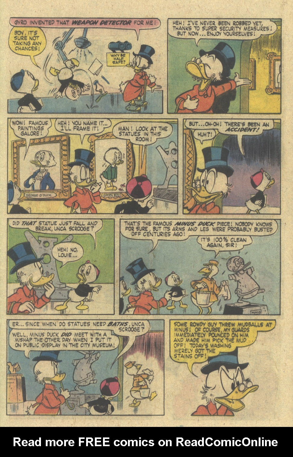 Read online Uncle Scrooge (1953) comic -  Issue #148 - 25