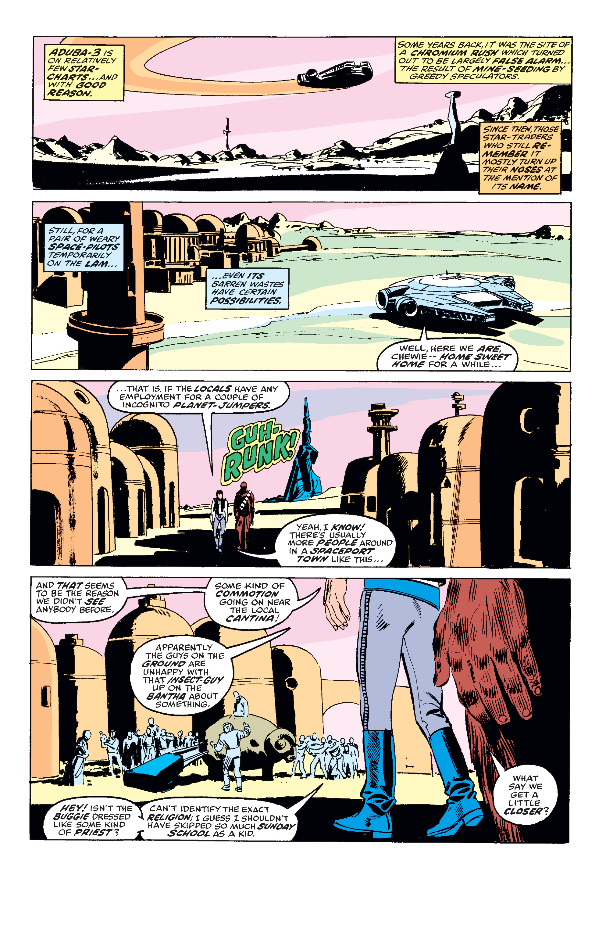 Read online Star Wars Omnibus comic -  Issue # Vol. 13 - 123