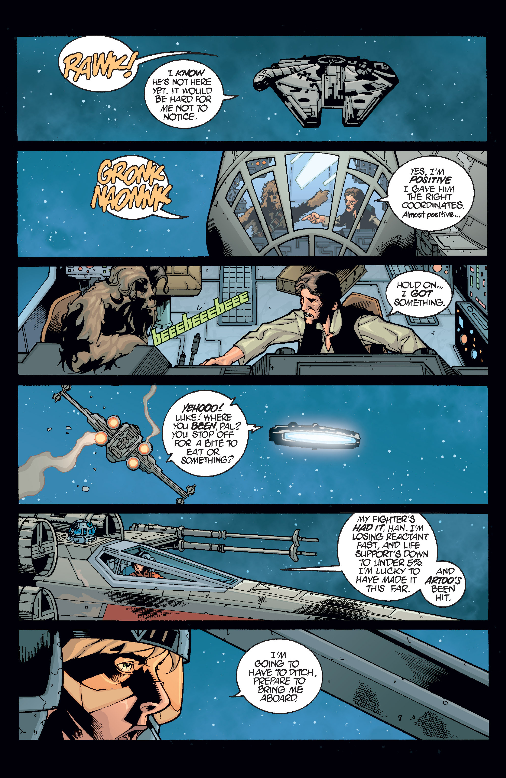 Read online Star Wars Omnibus comic -  Issue # Vol. 27 - 27